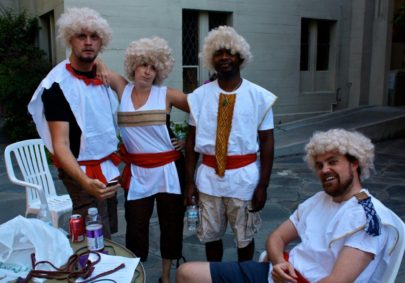 ASAP Fables at The Hollywood Fringe Festival