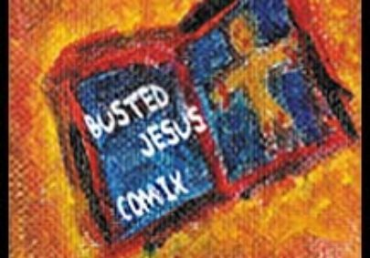 Busted Jesus Comix