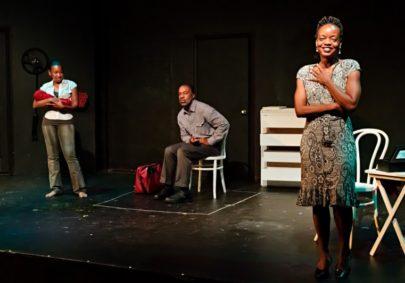 LIGATURE: an evening of five short plays